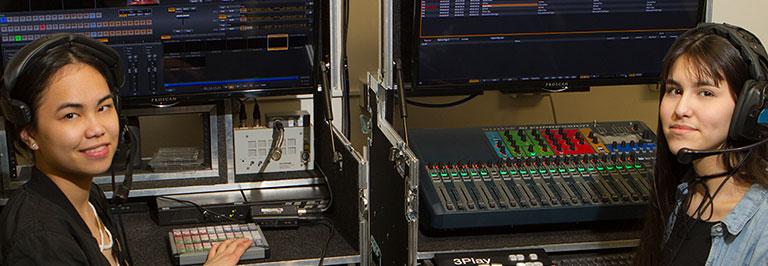 Broadcasting/Media Arts